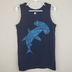 The Children's Place | Shark Graphic Tank Top